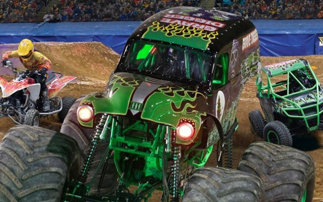 Monster Jam Returns To Tampa At Amalie Arena With Two Shows on August 25th
