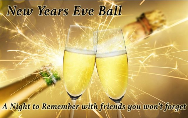 New Years Eve Ball 2017