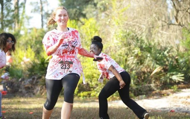 The 5k Zombie Run Sarasota
