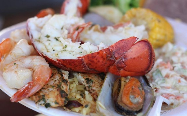 37th St Augustine Lions Seafood Festival