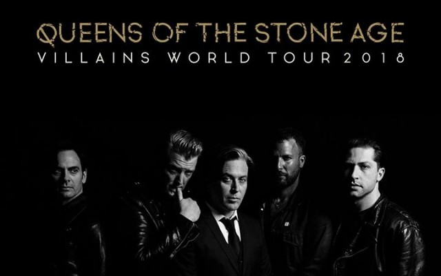 Queens of the Stone Age with Wolf Alice