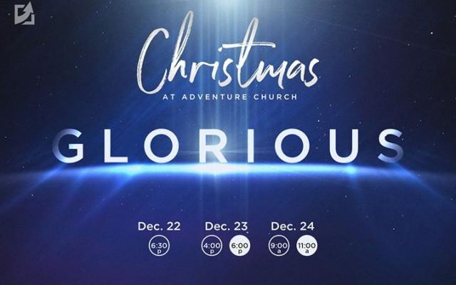 Christmas at Adventure Church