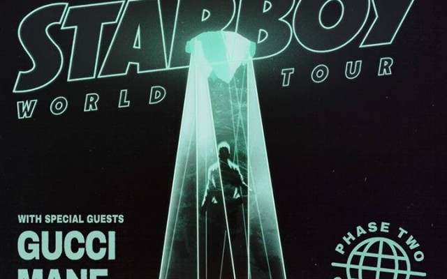 The Weeknd – Starboy: Legend of the Fall 2017 World Tour