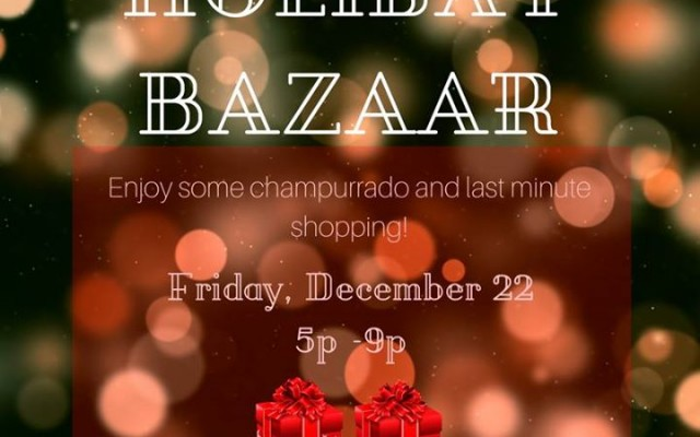 Sherman Heights Holiday Bazaar