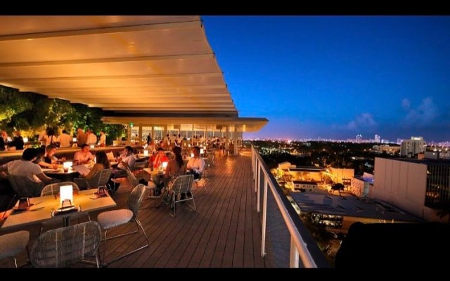 The Best Outdoor Bars in South Beach
