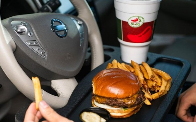 Get Served Curbside in St. Pete | Delivery in St. Pete Straight To Your Car