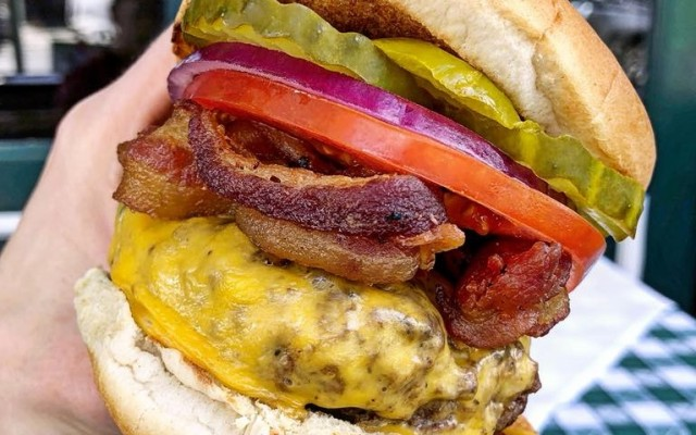 12 of the Juiciest Burger Joints in NYC