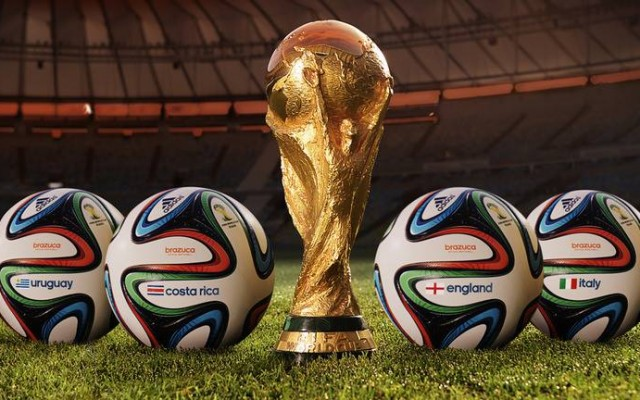 World Cup Watch Party at MacDinton's