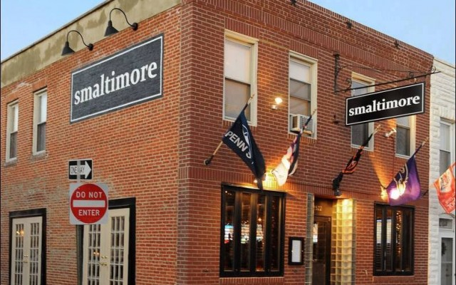 Smaltimore - Burgers, Sushi and Craft Beer
