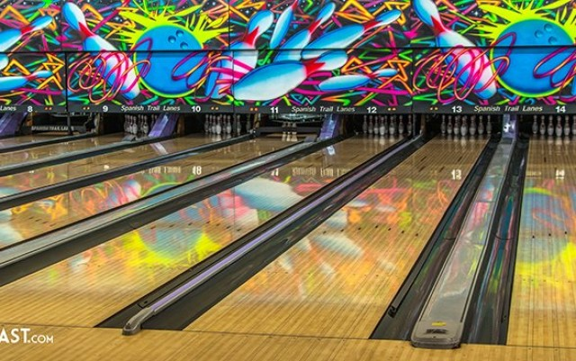 Spanish Trail Lanes , A state of the art Bowling Alley in Gautier MS