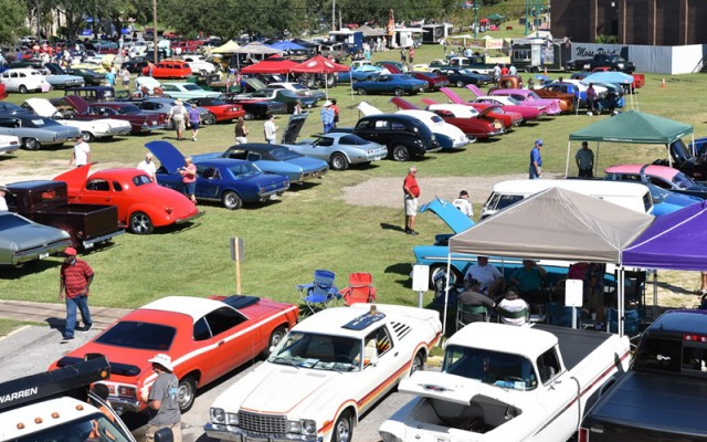 Cruisin' The Coast® Celebrates 23 Years of The Largest Festival in the State of Mississippi, October 6 -13