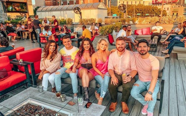 Feel on Top of the World at the Best Rooftop Bars in Dallas