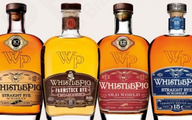 Whistlepig on the Rooftop