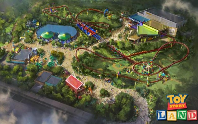 Toy Story Land Opening In Disney's Hollywood Studios Orlando