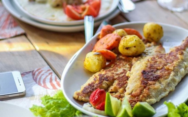 Best Seafood Restaurants in Daytona Beach