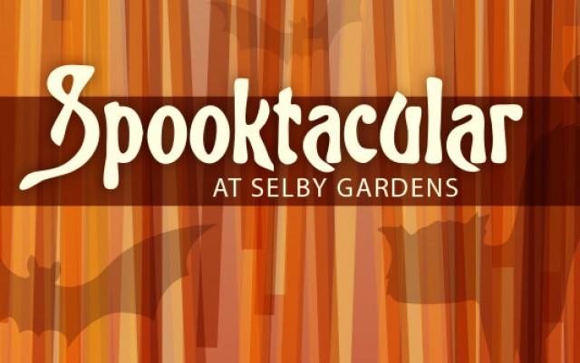 Selby Gardens Spooktacular 2017