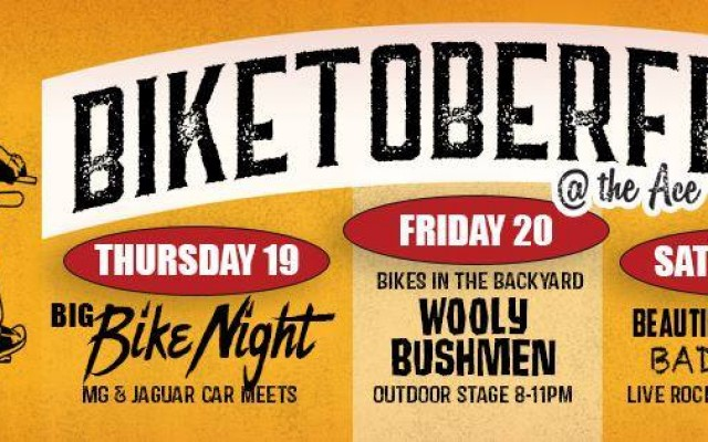 Biketoberfest at Ace Cafe Orlando