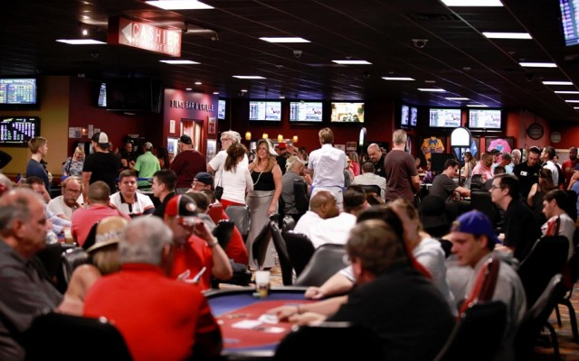 Ante Up Poker Tour at Tampa Bay Downs