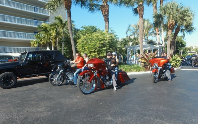 St. Pete Beach BikeFest 2018