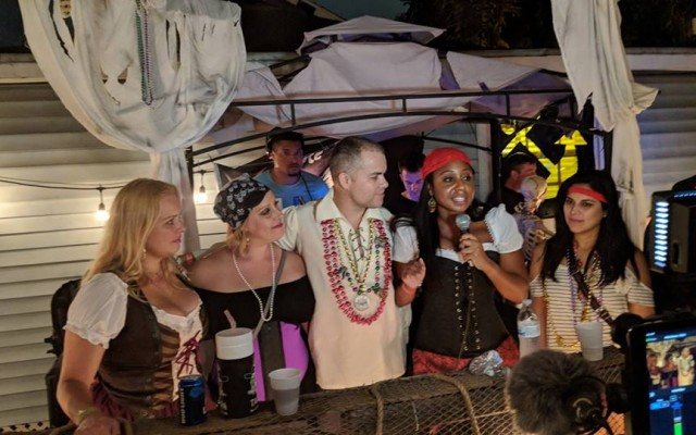 Gasparilla Afterrrr Party with the D-10 Society Supports a Darrrned Good Cause!