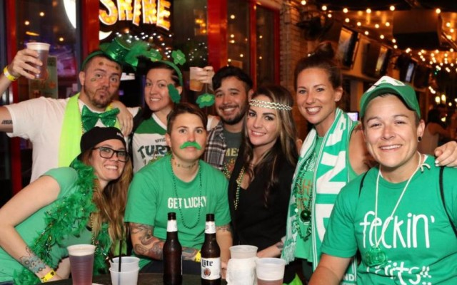 St. Patrick's Day 2021 in Scottsdale