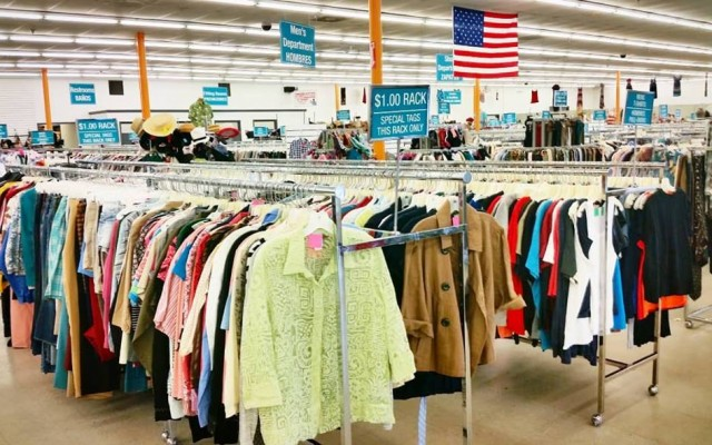 Best Thrift Shops in Tampa Bay