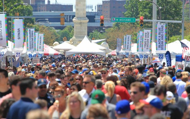 2018 Taste of Buffalo Presented by TOPS
