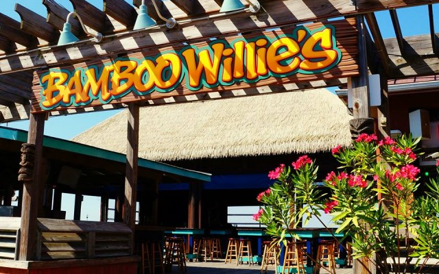 Bamboo Willie's Beachside Bar in Pensacola is Your Perfect Spot for Live Music and Plenty of Cool Drinks