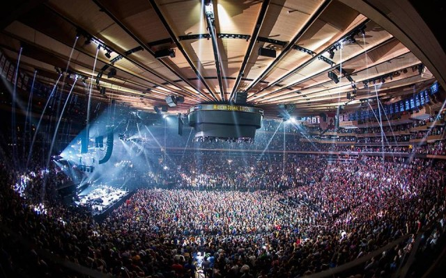 Biggest Stadiums and Arenas in New York City