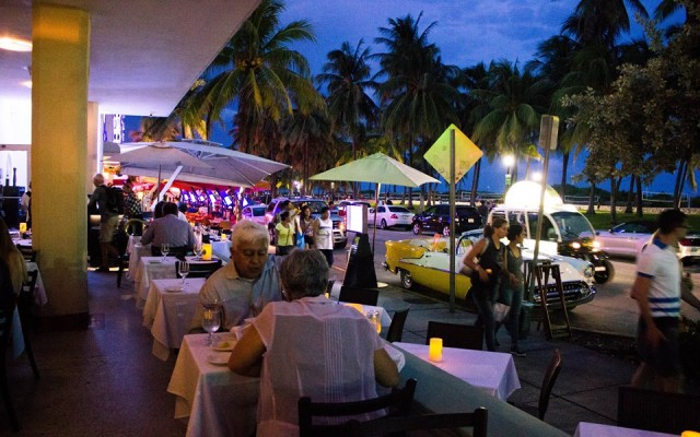 Restaurants With an Ocean View in Miami
