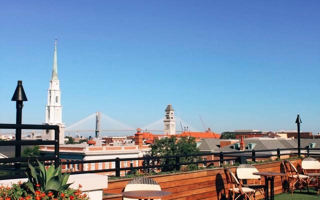 Best Rooftop Bars in Savannah
