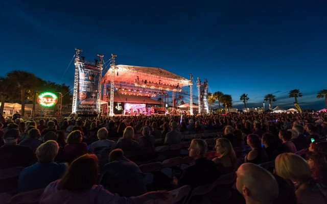 The Clearwater Jazz Holiday Event Showcases Blues, Jazz, Rock & More, October 17-20