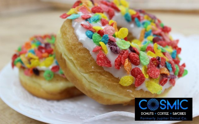 Wake Up With A Creative and Delicious Breakfast At Cosmic Donuts in St. Pete