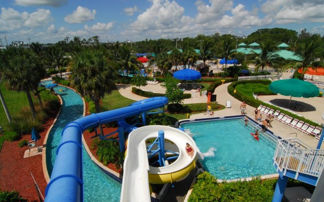 Cool Off at These Water Attractions and Pools in West Palm Beach