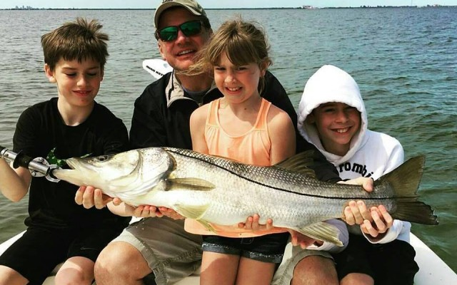 Fishing in Tampa Bay | Charters, Captains, Deep Sea