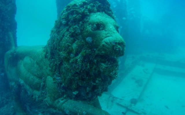 Neptune Memorial Reef in Miami