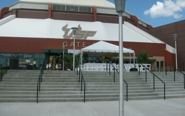 USF Sun Dome To Become Yuengling Center on July 1 with New Naming Rights Deal