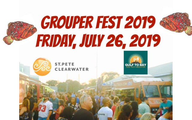 St. Pete Grouper & Craft Beer Fest - Free Admission