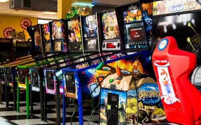 Retro Gaming Bars in Houston