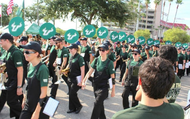 USF Bulls Football Schedules Three-Game Series Against Florida Gators
