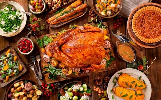 Grand Thanksgiving Buffet at Hammock Beach Resort