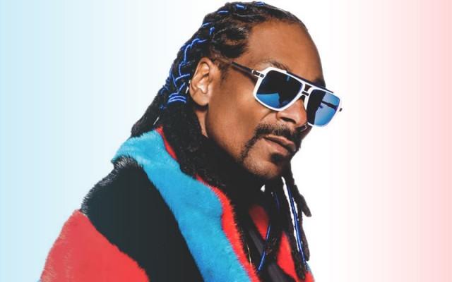 Snoop Dogg at Jackie Robinson Ballpark   Dec. 22