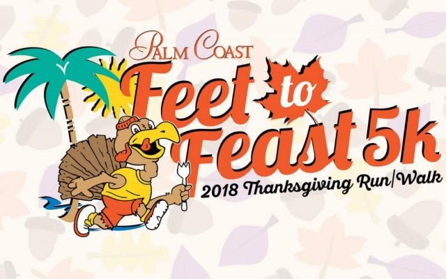 Thanksgiving Feet to Feast 5K Run/Walk