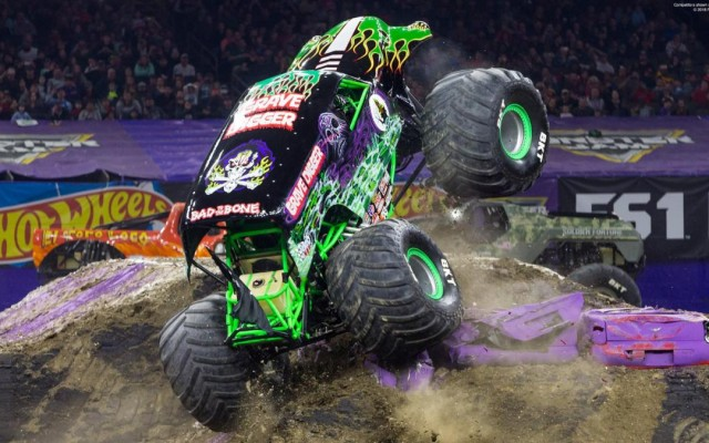 Monster Jam | Jan. 19