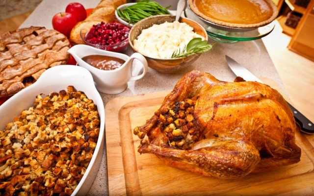 Thanksgiving Brunch at Grove Resort