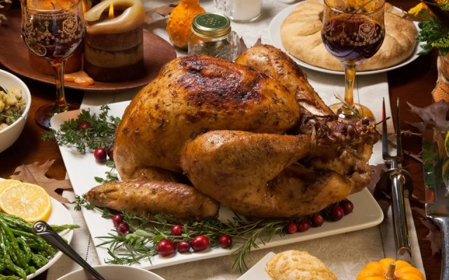 Thanksgiving Rooftop 'Champagne' Brunch at The Shores Resort & Spa
