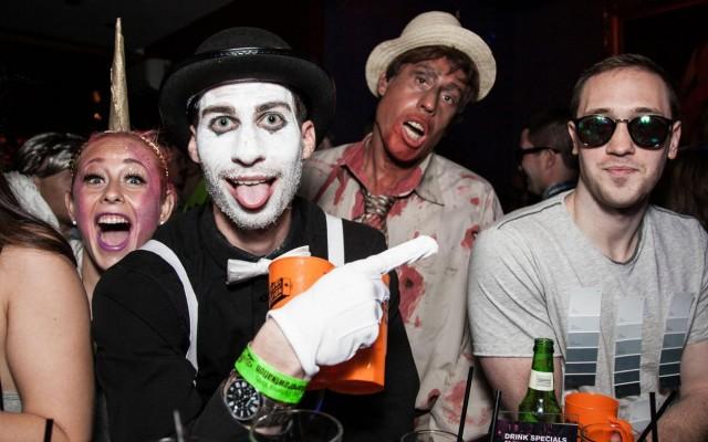Come for the Boos at the Orlando Halloween Bar Crawl 10/19