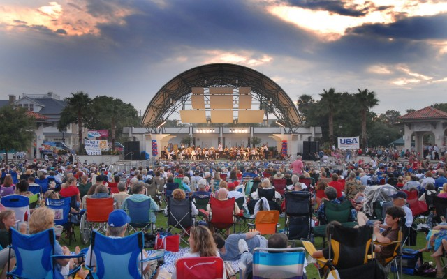 July 4th: Symphony Under the Stars 2018