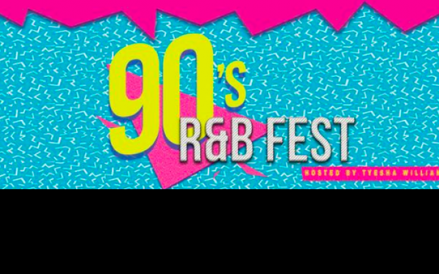 Relive the Moments of the 90's at the 90's R&B Fest - 9/29