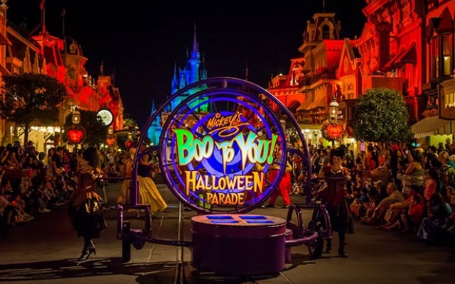 Mickey's Not So Scary Halloween Returns to Disney World 9/16 through 10/31